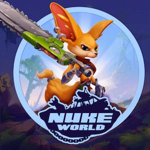 Spilavélin Nuke World